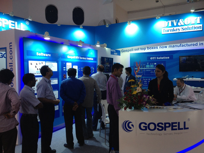 Gospell di SCaT India 2013