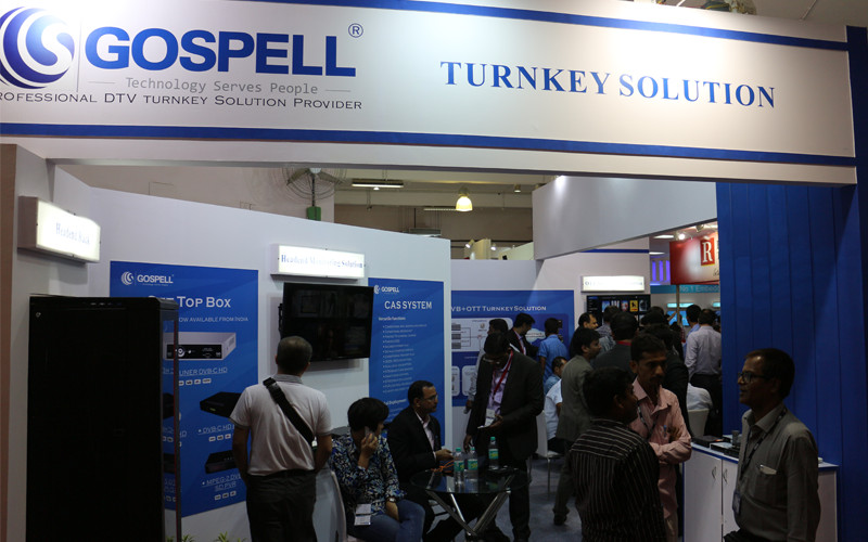 Gospell di SCaT India 2014