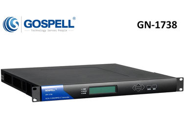 Cina GN-1738 MPEG-2 / MPEG-4 AVC SD / HD Transcoder Distributor